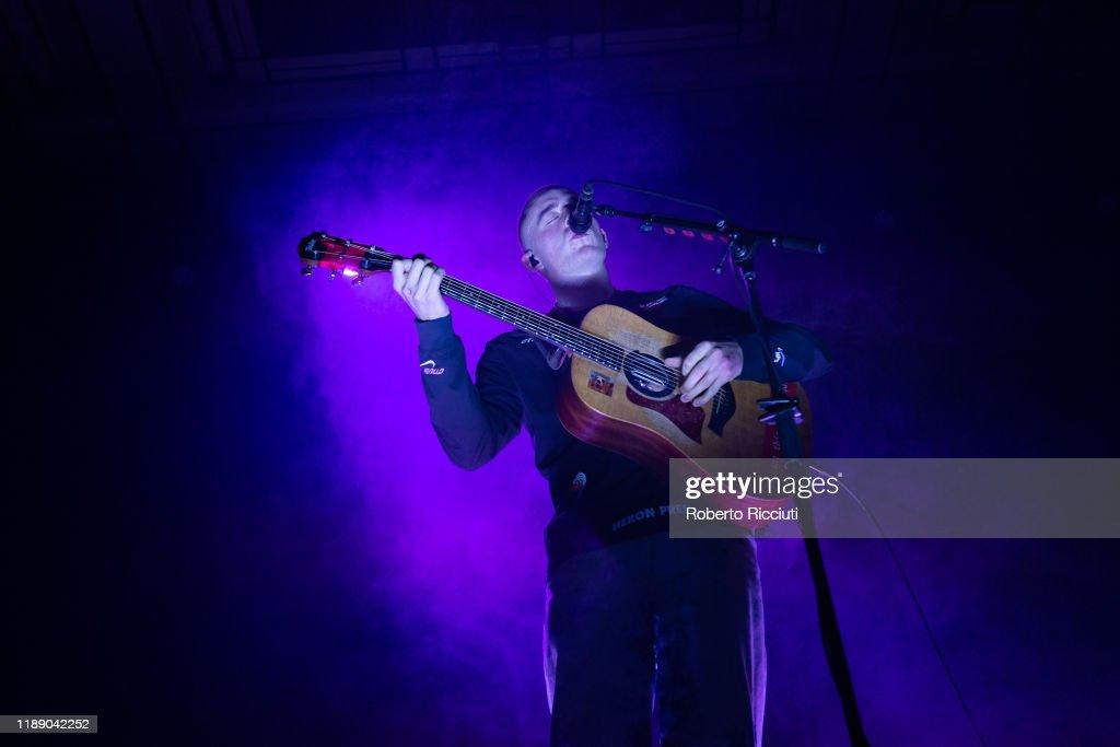 Dermot Kennedy Performs At Usher Hall, Edinburgh : News Photo