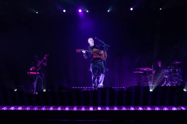 GBR: Dermot Kennedy Performs At Usher Hall, Edinburgh
