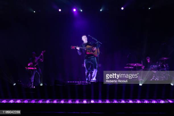 Dermot Kennedy performs at Usher Hall on December 16 2019 in Edinburgh Scotland