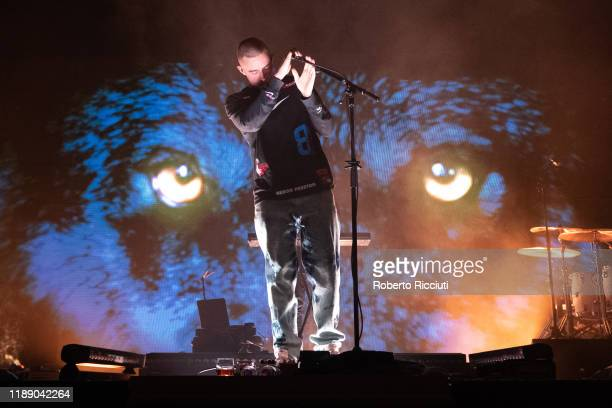 Dermot Kennedy performs at Usher Hall on December 16, 2019 in Edinburgh, Scotland.
