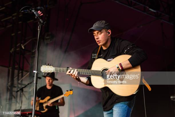 Dermot Kennedy performs during the 2019 Coachella Valley Music And Arts Festival on April 21 2019 in Indio California
