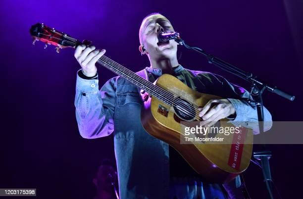 """Dermot Kennedy performs in support of his """"Without Fear"""" release at The Masonic on January 30, 2020 in San Francisco, California."""