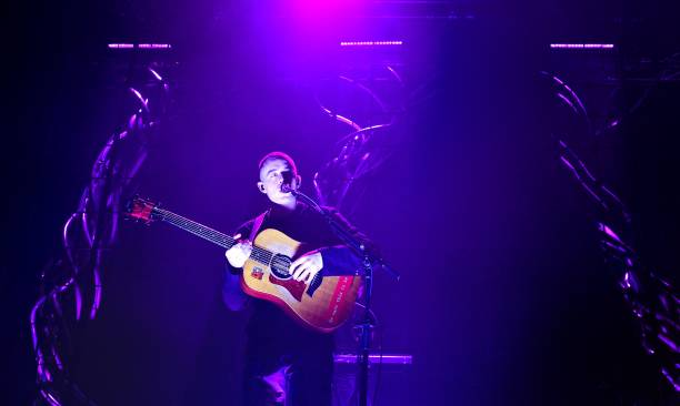 GBR: Dermot Kennedy Performs At Eventim Apollo, London