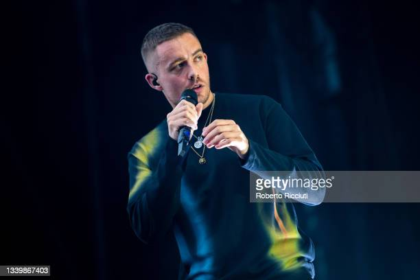 Dermot Kennedy performs on the Main Stage on the third day of TRNSMT Festival 2021 on September 12, 2021 in Glasgow, Scotland.