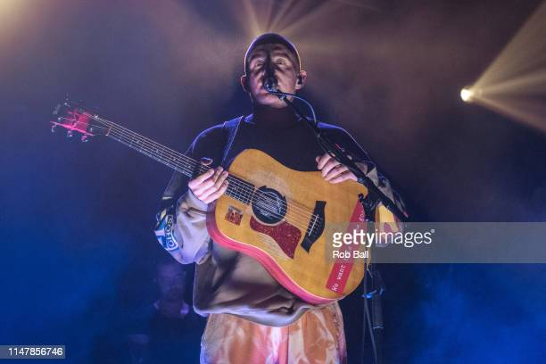 Dermot Kennedy performs onstage at Brixton Academy on May 08 2019 in London England