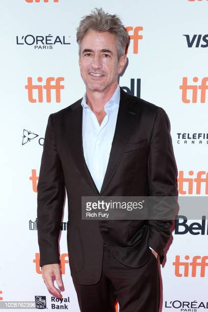 Dermot Mulroney attends the Homecoming premiere during 2018 Toronto International Film Festival at Ryerson Theatre on September 7 2018 in Toronto...