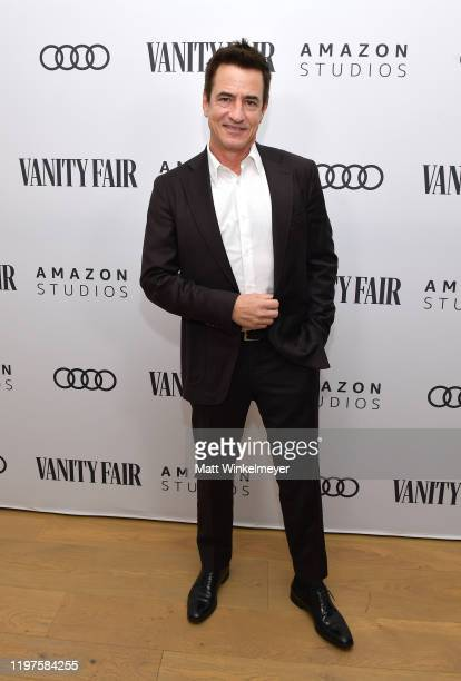 Dermot Mulroney attends Vanity Fair Amazon Studios and Audi Celebrate The 2020 Awards Season at San Vicente Bungalows on January 04 2020 in West...