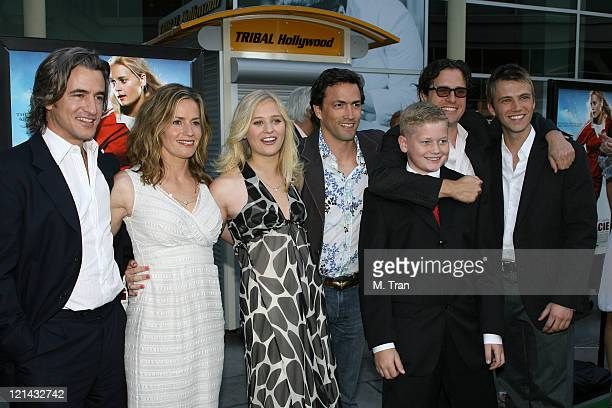 Dermot Mulroney Elisabeth Shue Carly Schroeder Andrew Shue Hunter Schroeder Director/producer Davis Guggenheim and Christopher Shand