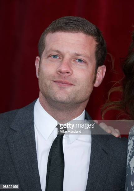 Dermot O'Leary attends 'An Audience With Michael Buble' at The London Studios on May 3, 2010 in London, England.