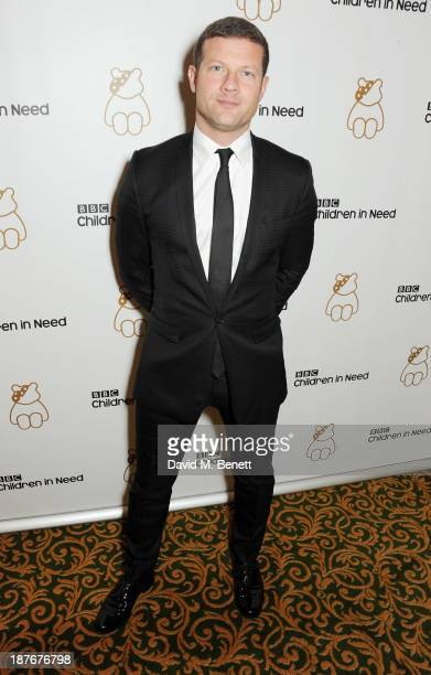 Dermot O'Leary attends the BBC Children in Need Gala hosted by Gary Barlow at The Grosvenor House Hotel on November 11 2013 in London England