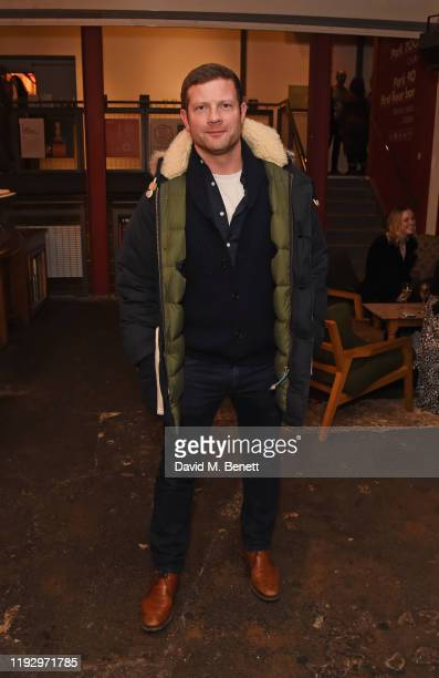 Dermot O'Leary attends the press night after party for Shackleton And His Stowaway at The Park Theatre on January 10 2020 in London England
