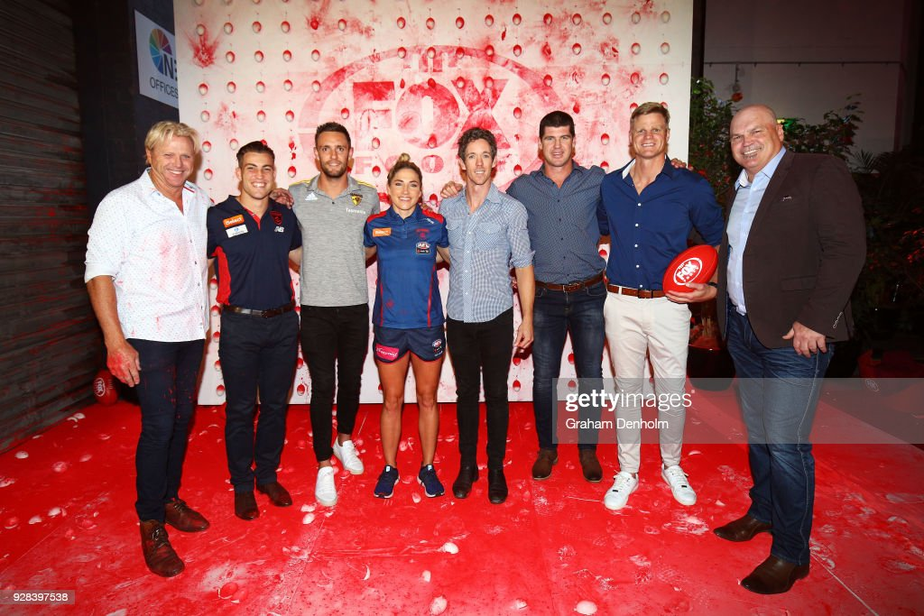 FOX FOOTY Season Launch