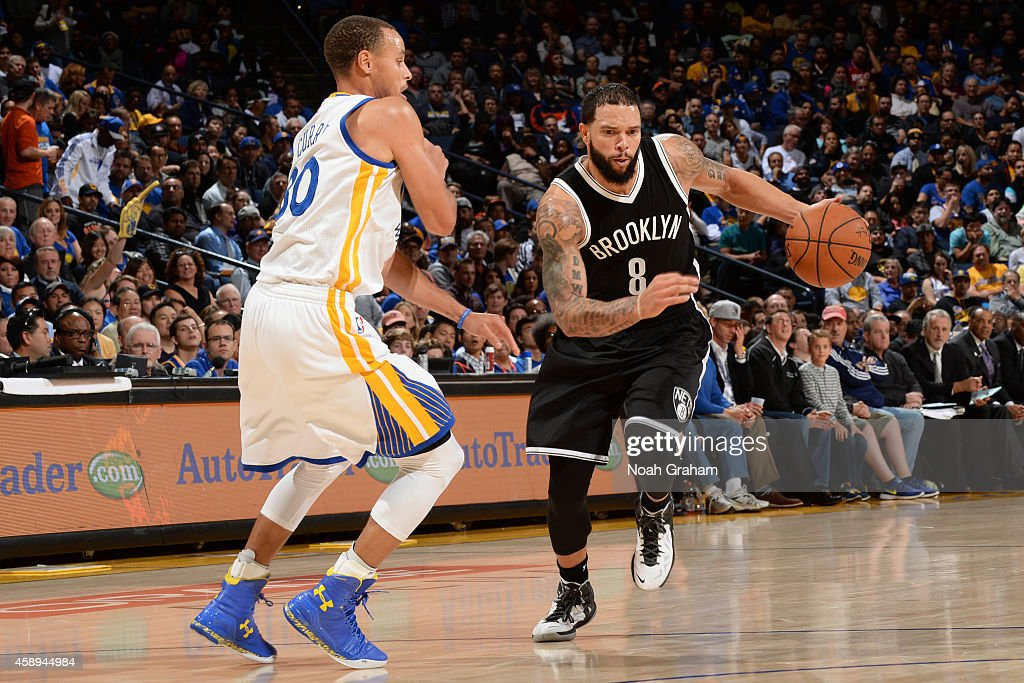 Brooklyn Nets v Golden State Warriors : News Photo