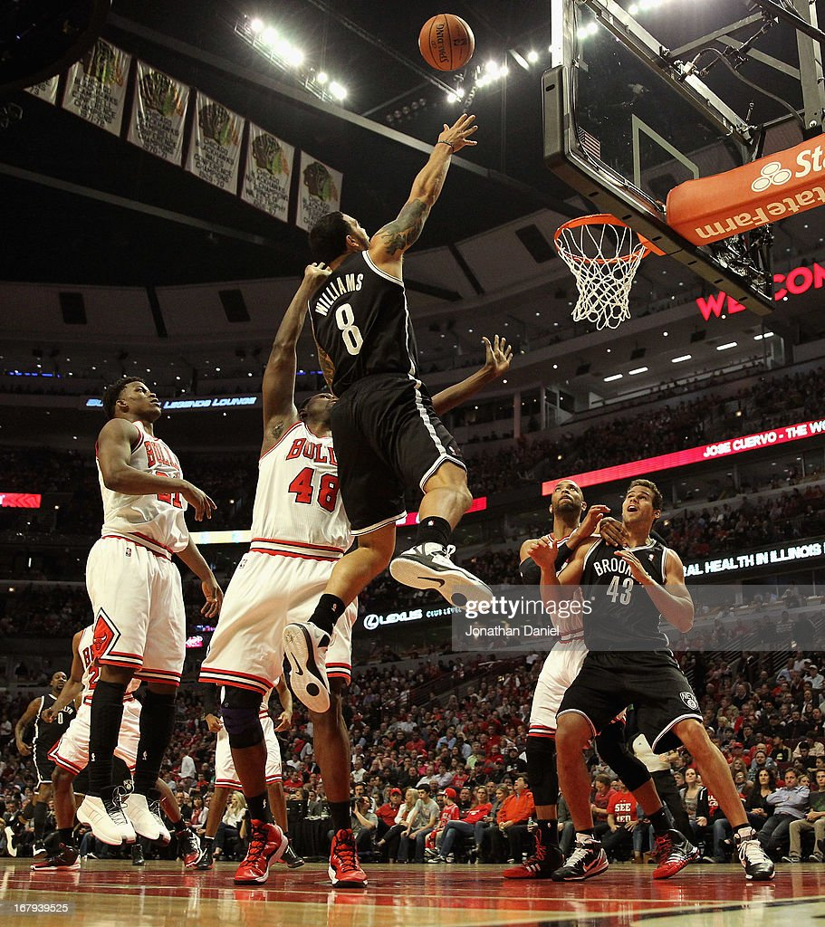Brooklyn Nets v Chicago Bulls - Game Six