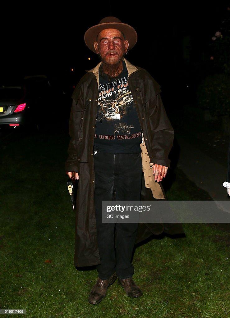 Jonathan Ross's Halloween Party -  October 31, 2016 : News Photo