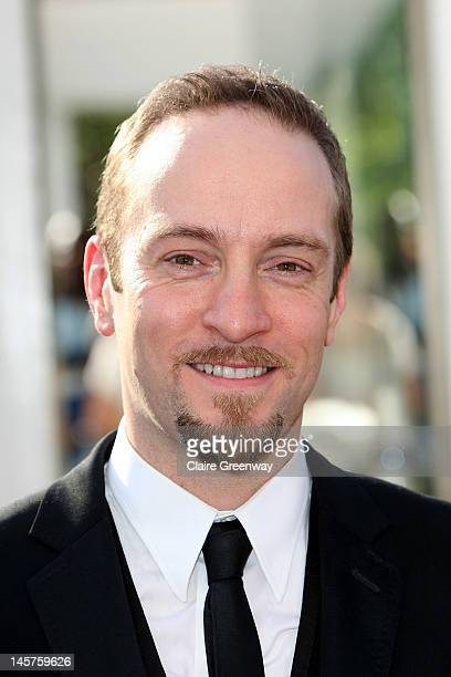Derren Brown attends The Arqiva British Academy Television Awards 2012 at The Royal Festival Hall on May 27 2012 in London England