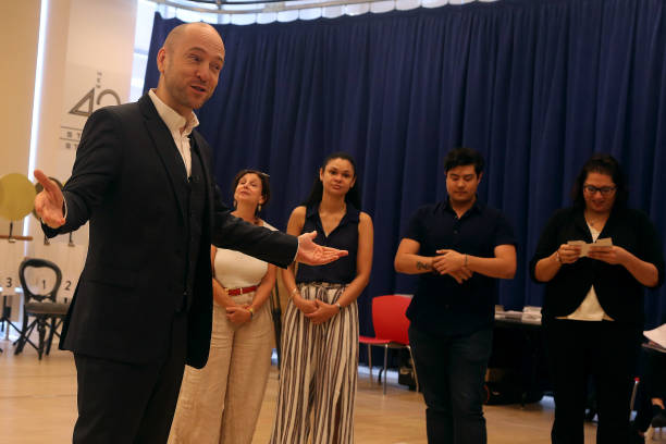 "NY: ""Derren Brown: Secret"" Photo Op"