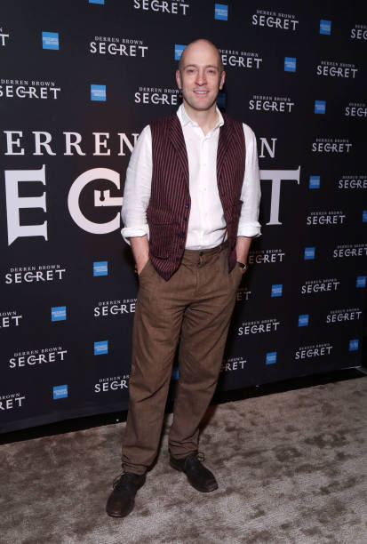 "NY: ""Derren Brown: Secret"" Broadway Opening Night"