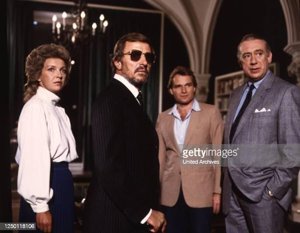 Geheimnisse einer Nacht, D 1983, Alfred Vohrer, GILA VON WEITERSHAUSEN, HEINZ BENNENT, FRITZ WEPPER, HORST TAPPERT, Stichwort: Sonnenbrille.
