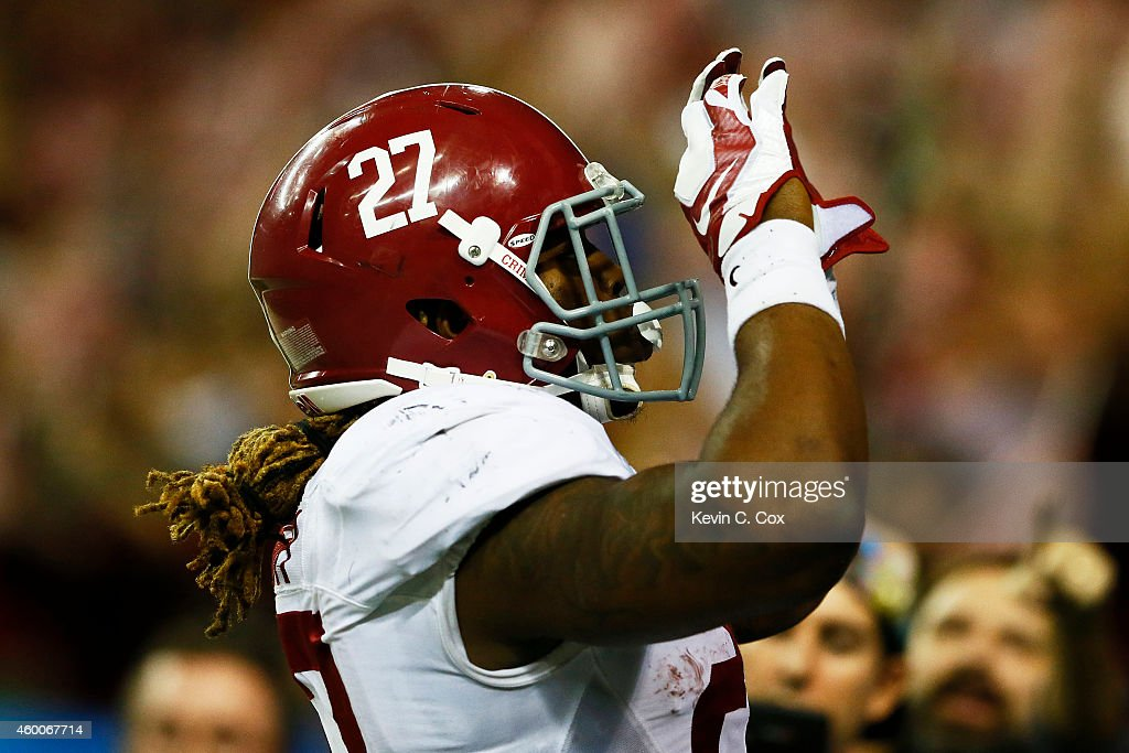 SEC Championship - Alabama v Missouri : News Photo