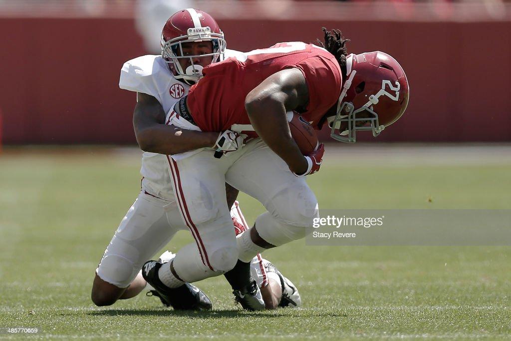 Alabama Spring Game : News Photo