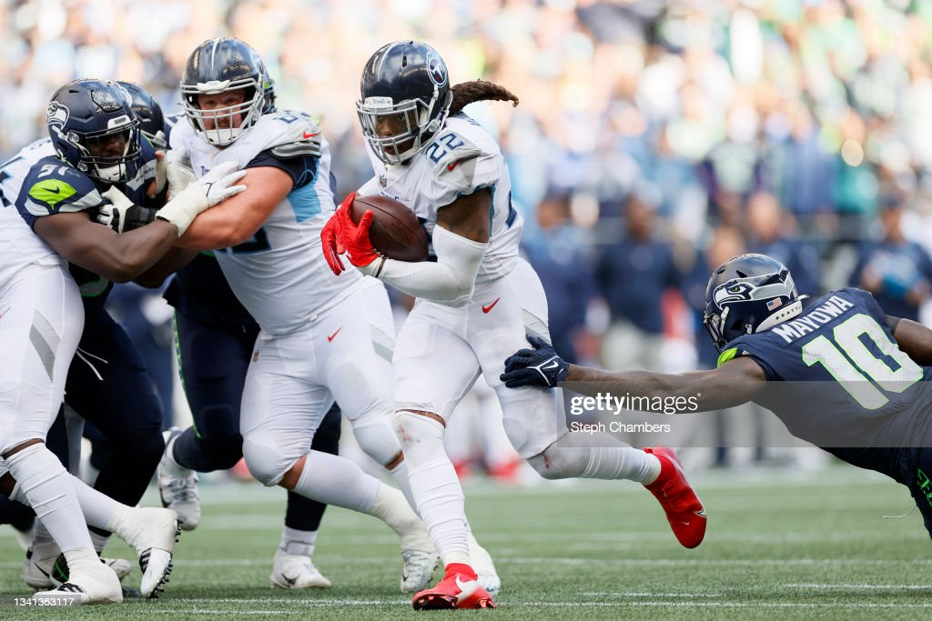 Tennessee Titans v Seattle Seahawks : News Photo
