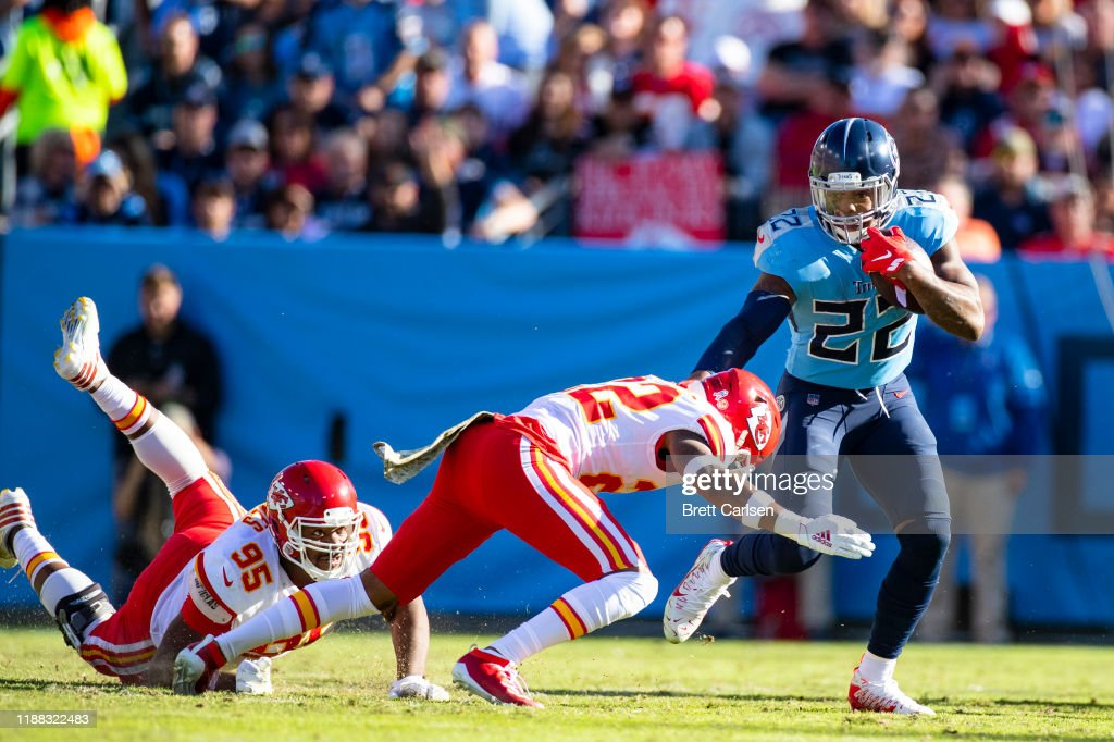 Kansas City Chiefs v Tennessee TItans : News Photo
