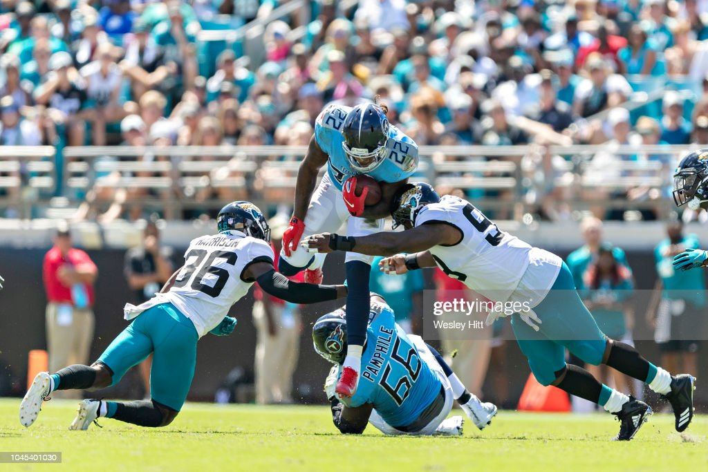 Tennessee Titans v Jacksonville Jaguars : Fotografia de notícias