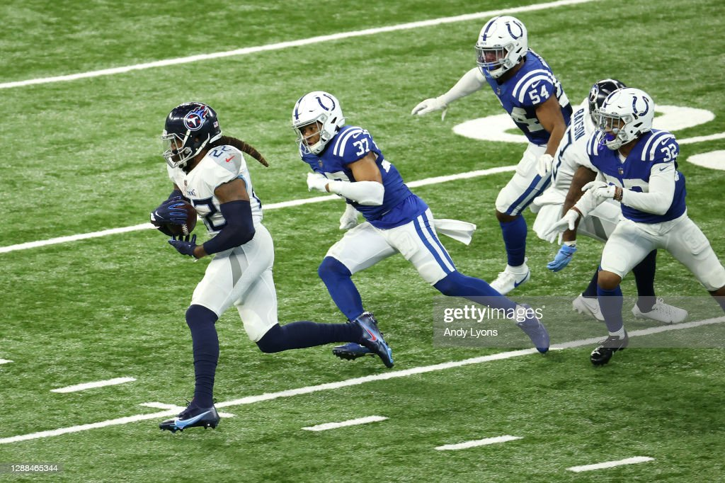 Tennessee Titans v Indianapolis Colts : ニュース写真