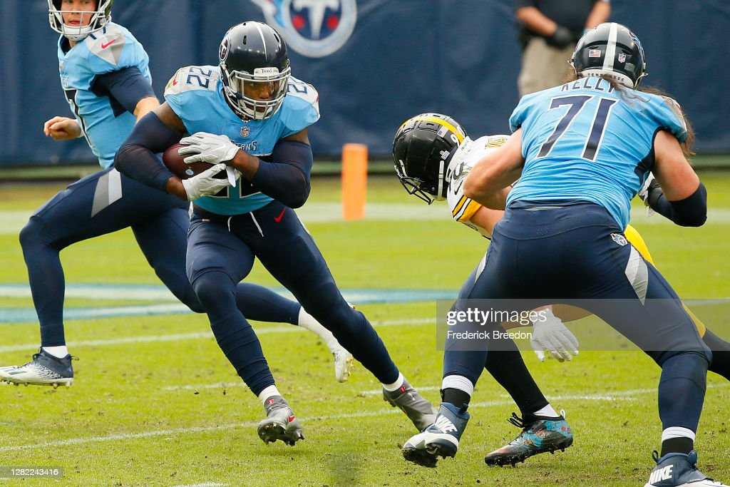 Pittsburgh Steelers v Tennessee Titans : ニュース写真