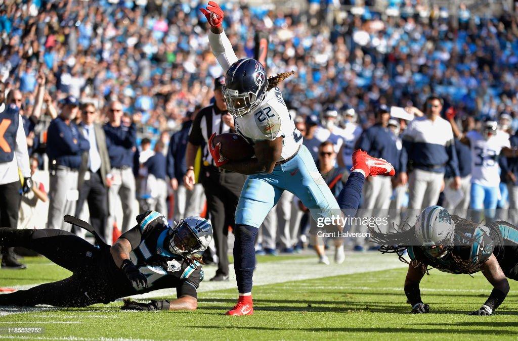Tennessee Titans vCarolina Panthers : News Photo