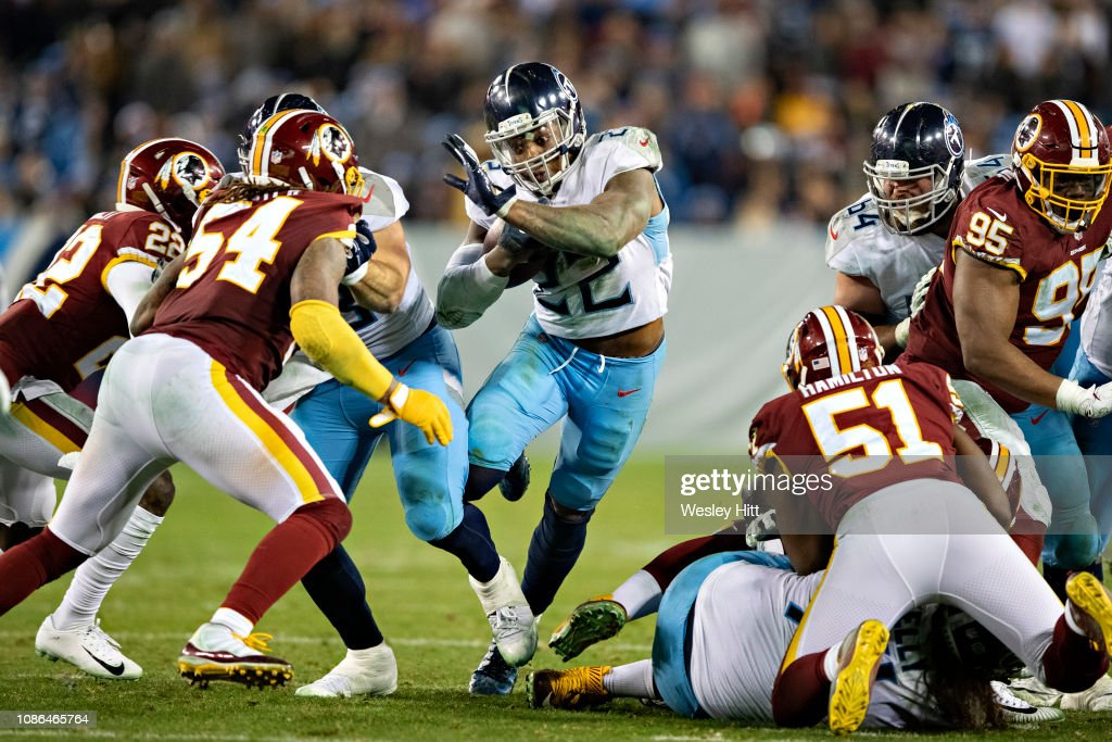 Washington Redskins v Tennessee Titans : News Photo