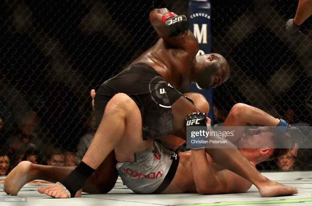 UFC 229: Lewis v Volkov : News Photo