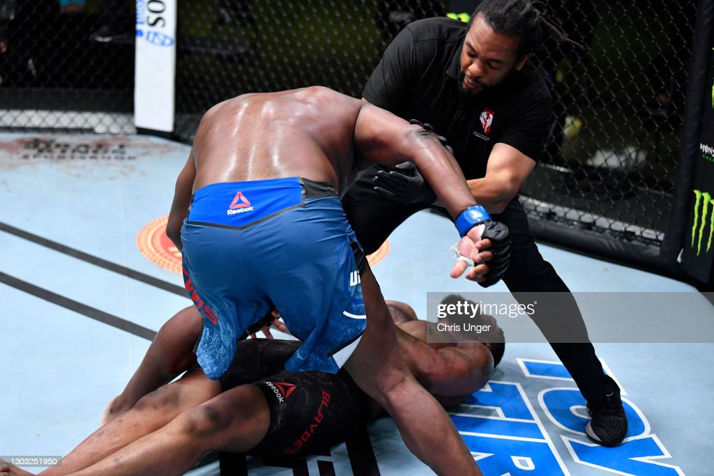 UFC Fight Night: Blaydes v Lewis : News Photo