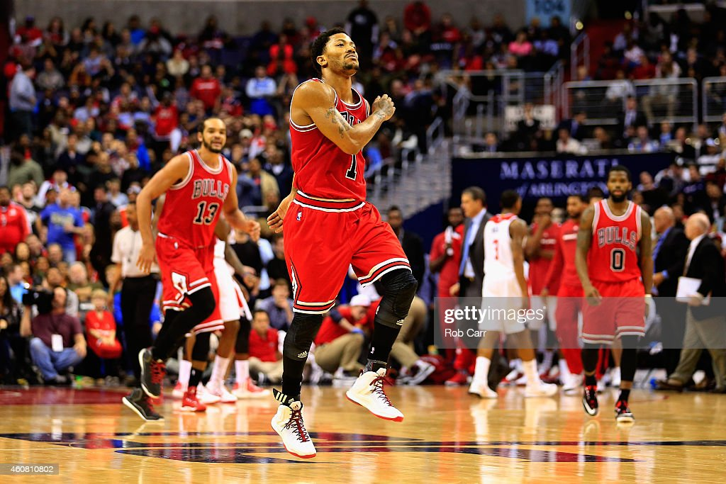 Chicago Bulls v Washington Wizards