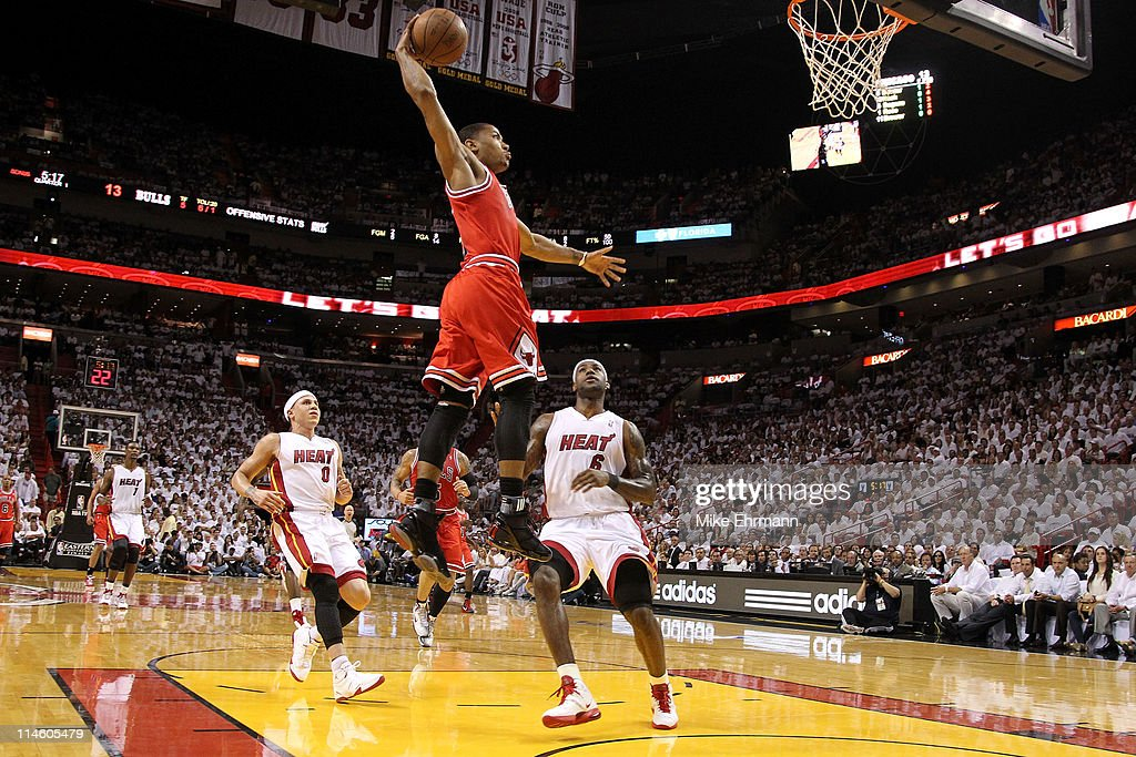 Chicago Bulls v Miami Heat - Game Four