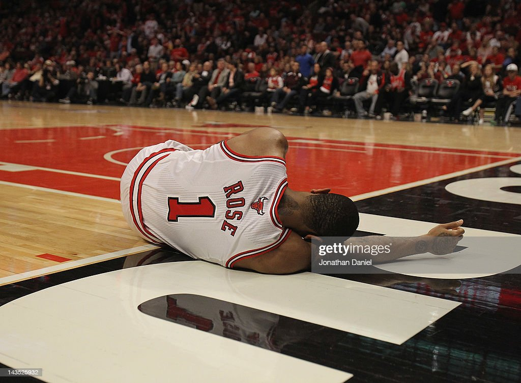 Philadelphia 76ers v Chicago Bulls - Game One : News Photo