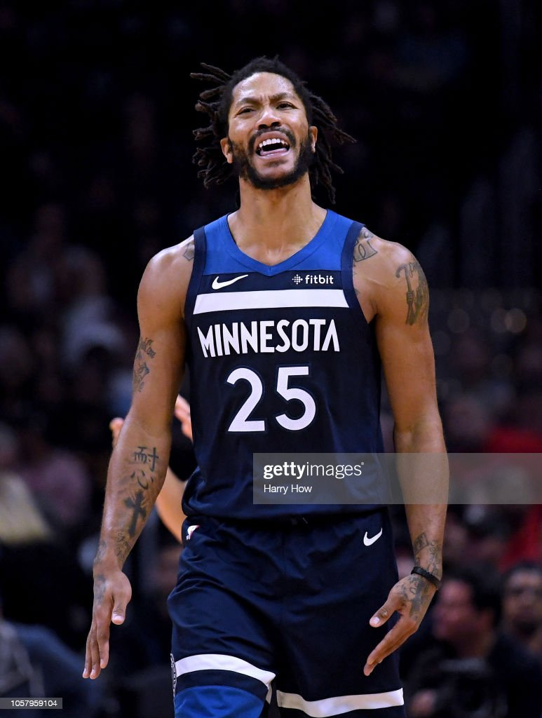 Minnesota Timberwolves v Los Angeles Clippers : News Photo