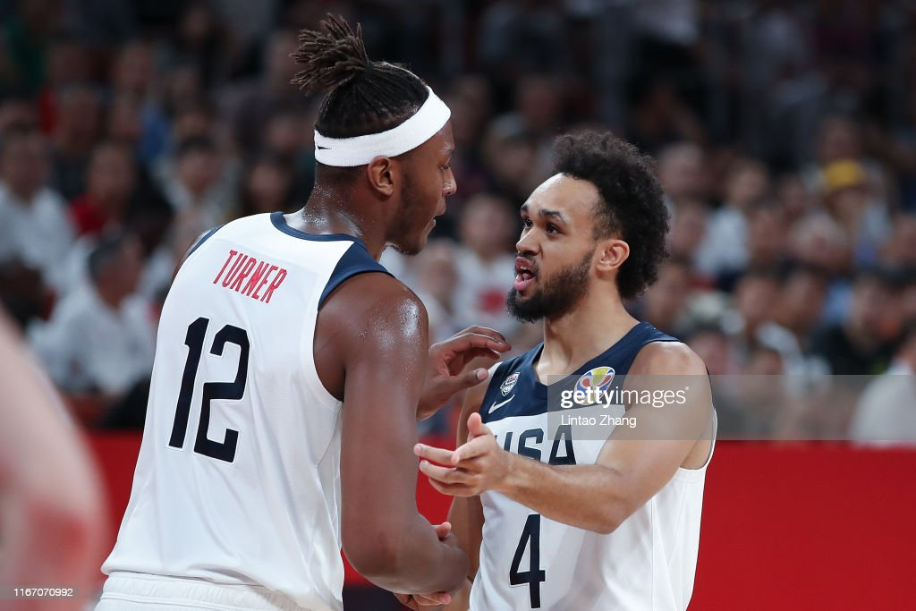 USA v Brazil: Group K - FIBA World Cup 2019 : News Photo