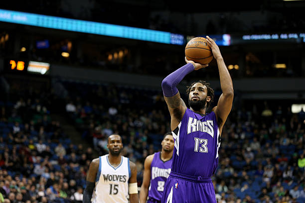 Sacramento Kings v Minnesota Timberwolves