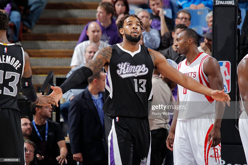 Houston Rockets v Sacramento Kings