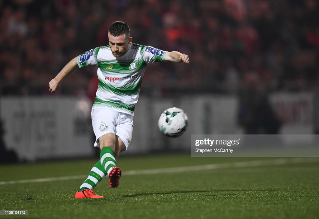 Derry City v Shamrock Rovers - SSE Airtricity League Premier Division : News Photo