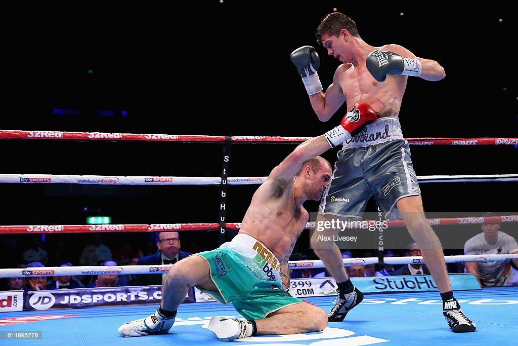 Boxing at Echo Arena : News Photo