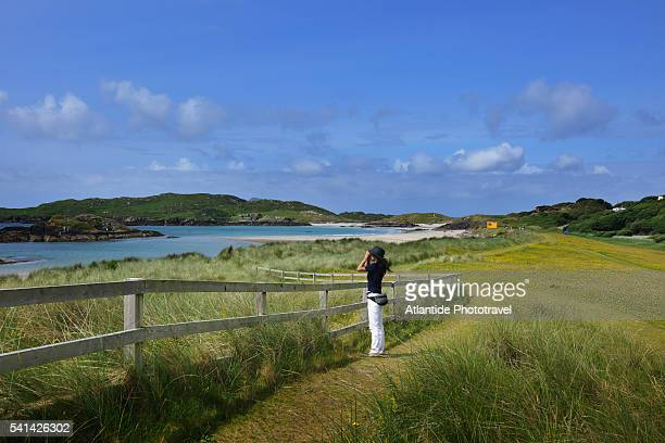 Derrynane National Historic Park in the Ring of Kerry