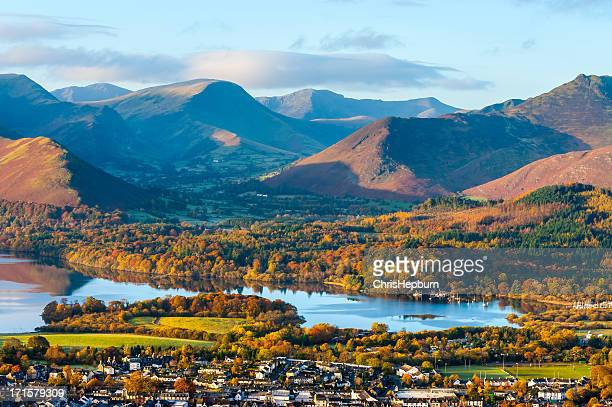Derwent Water and Newlands Valley, Lake District National Park