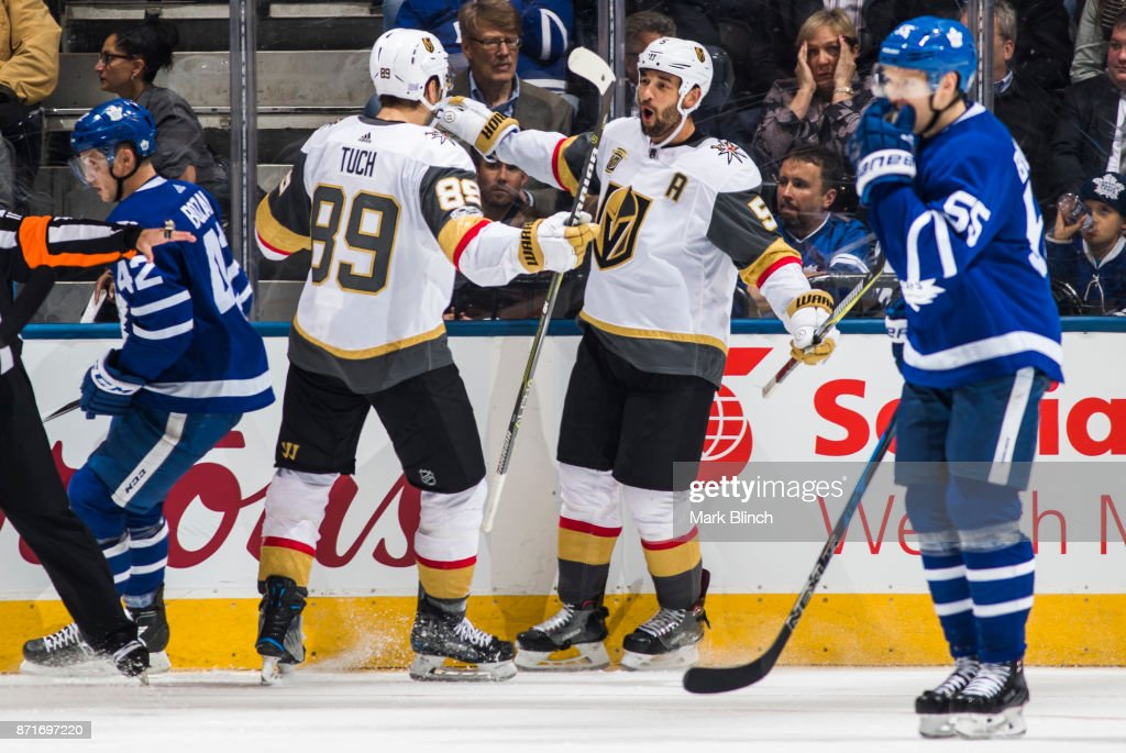 Vegas Golden Knights v Toronto Maple Leafs
