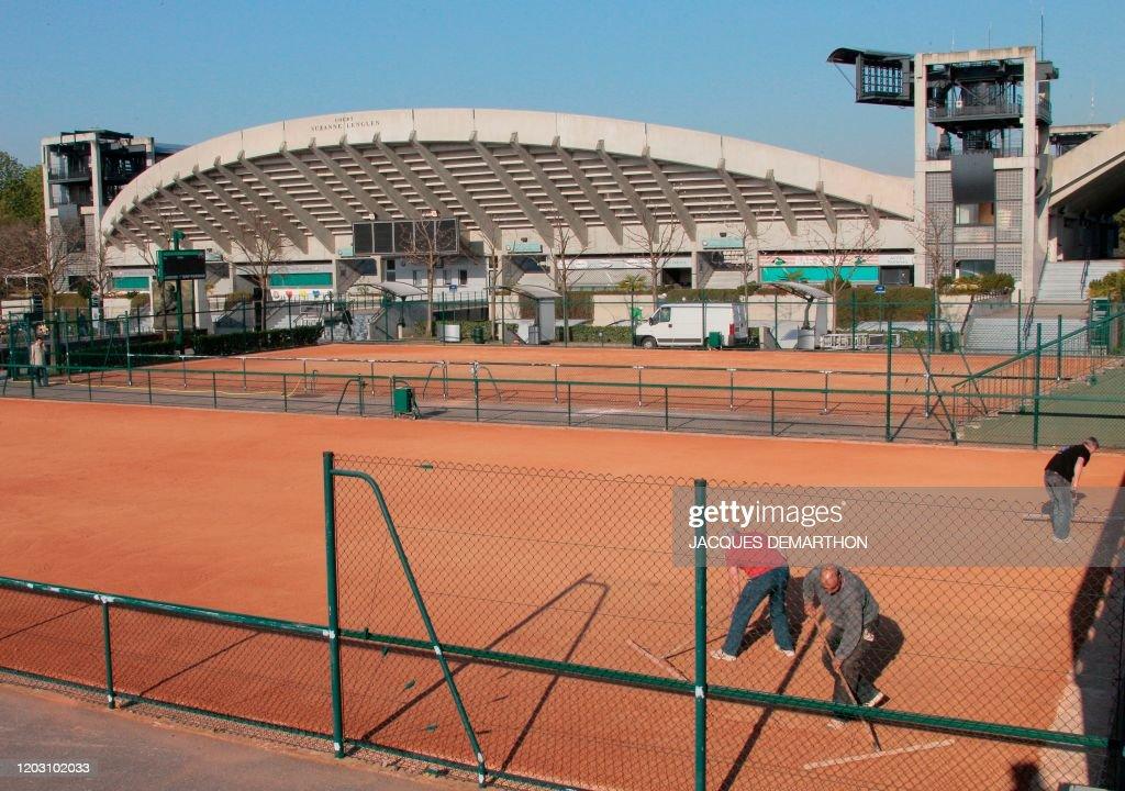 TENNIS-ROLAND-GARROS-FEATURE : News Photo