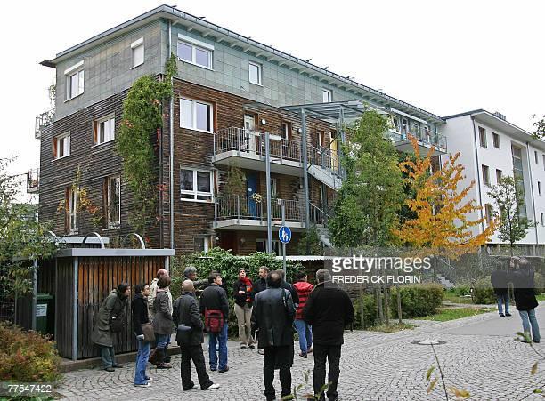 Fribourg Eco Quartier Vauban