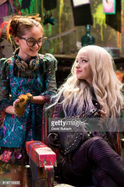 DESCENDANTS 2 'Descendants 2' premieres JULY 21 on six networks Disney Channel ABC Freeform Disney XD Lifetime and Lifetime Movies Network CAMERON