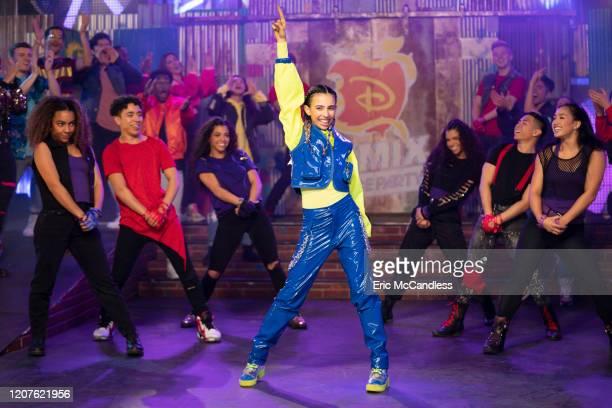 EVENT Descendants fans can look forward to rocking out to the Descendants Remix Dance Party A Disney Channel Music Event a celebration of Descendants...